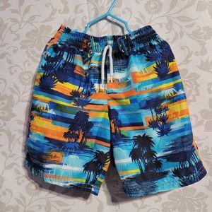 Wonder Nation Boy swim trunk size S (6/7)